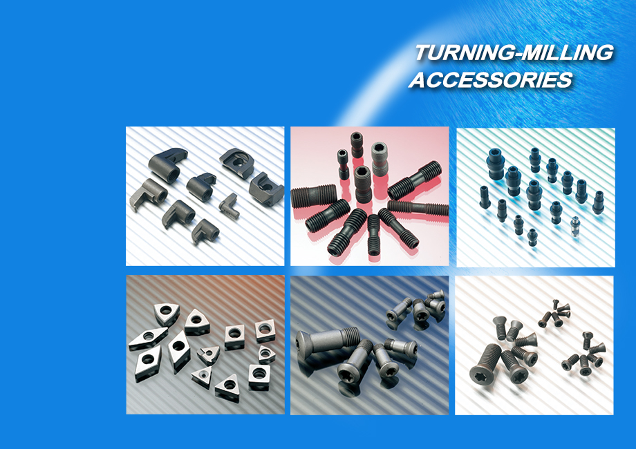 Turning-milling Accessories